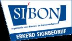 GT reclame Sibon erkend signbedrijf